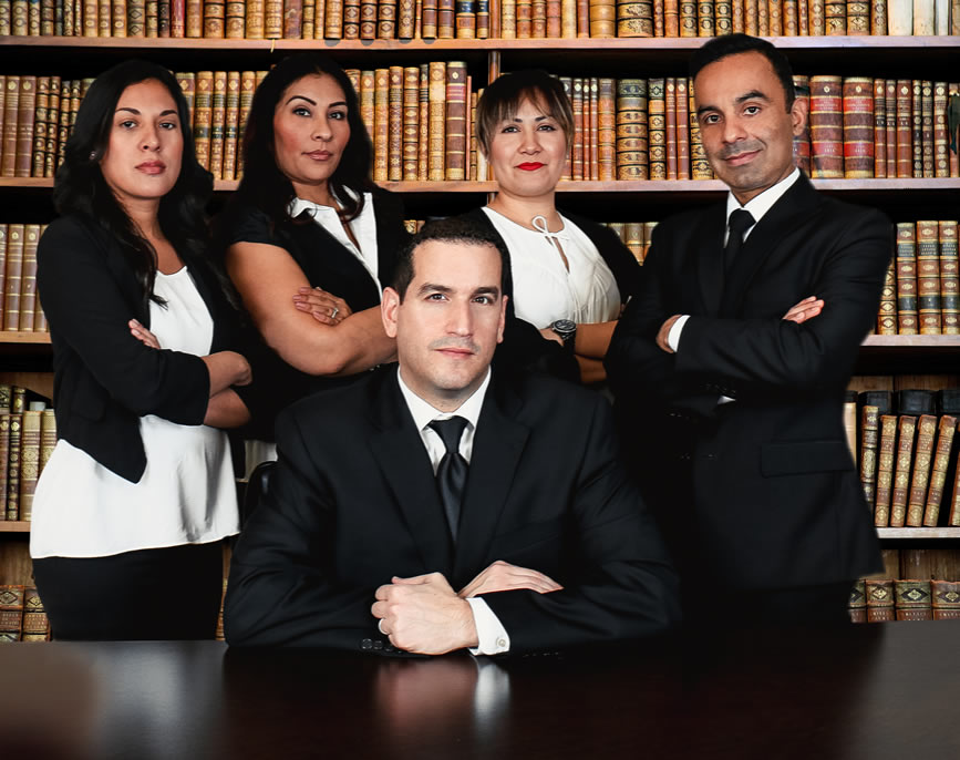 abogados accidentes los angeles
